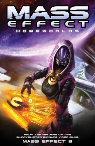 Mass Effect - Homeworlds TPB