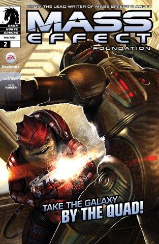 Mass Effect - Foundation 002 (August 2013)