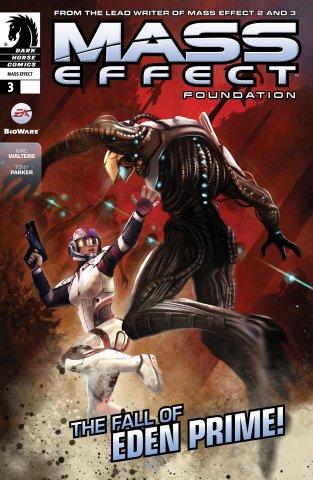 Mass Effect - Foundation 003 (September 2013)
