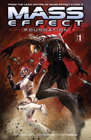 Mass Effect - Foundation Volume 1 TPB