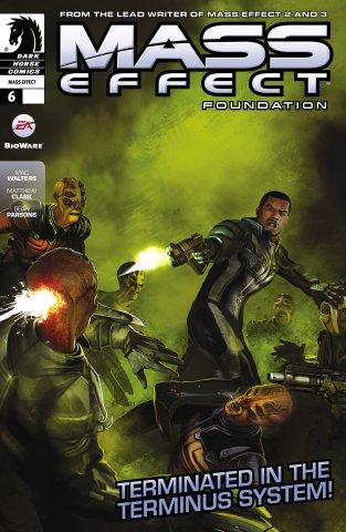 Mass Effect - Foundation 006 (December 2013)
