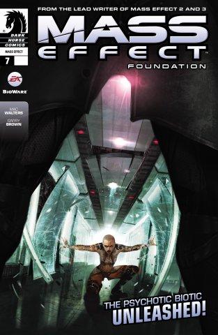 Mass Effect - Foundation 007 (January 2014)