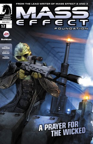Mass Effect - Foundation 012 (June 2014)