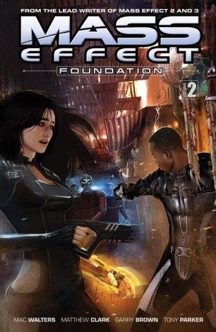 Mass Effect - Foundation Volume 2 TPB