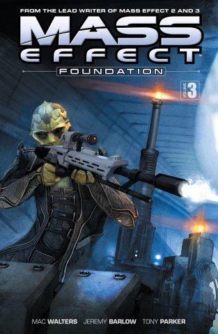 Mass Effect - Foundation Volume 3 TPB