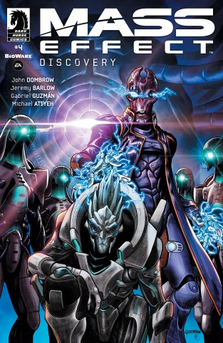Mass Effect - Discovery 004 (cover a) (October 2017)