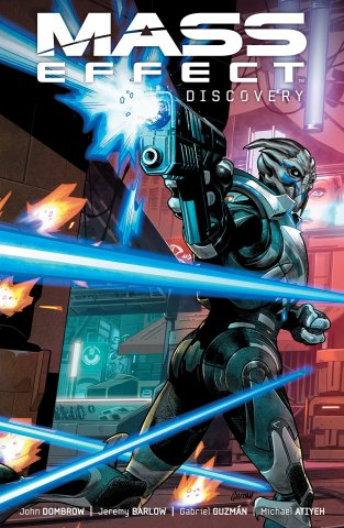 Mass Effect - Discovery TPB