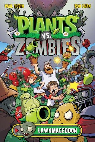 Plants vs. Zombies Vol.1 - Lawnmageddon HC