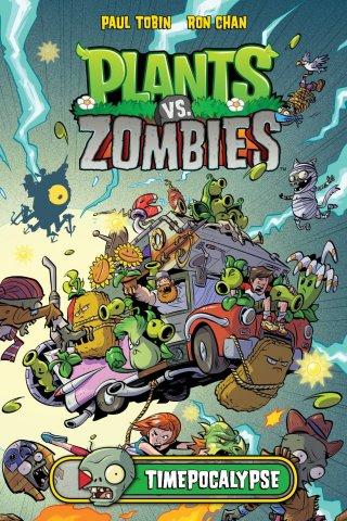 Plants vs. Zombies Vol.2 - Timepocalypse HC