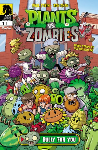 Plants vs. Zombies 001 - Bully For You 1 of 3 (June 2015)