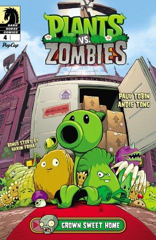 Plants vs. Zombies 004 - Grown Sweet Home 1 of 3 (September 2015)