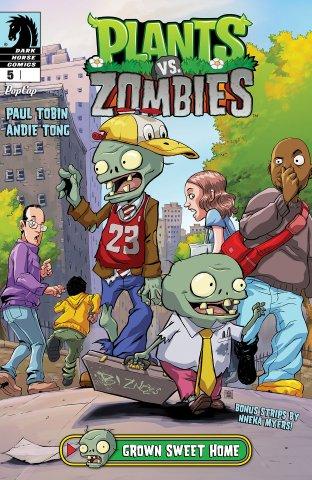 Plants vs. Zombies 005 - Grown Sweet Home 2 of 3 (October 2015)