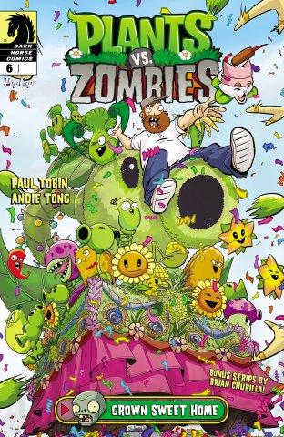 Plants vs. Zombies 006 - Grown Sweet Home 3 of 3 (November 2015)