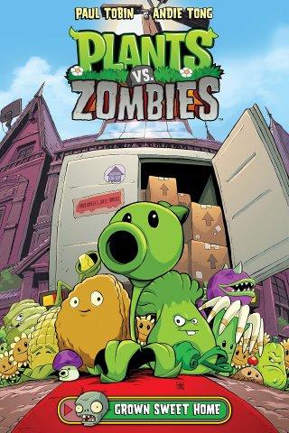 Plants vs. Zombies Vol.04 - Grown Sweet Home HC
