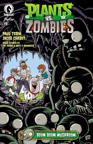 Plants vs. Zombies 010 - Boom Boom Mushroom 1 of 3 (April 2016)