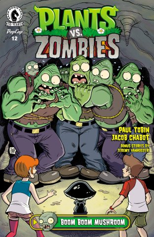 Plants vs. Zombies 012 - Boom Boom Mushroom 3 of 3 (June 2016)
