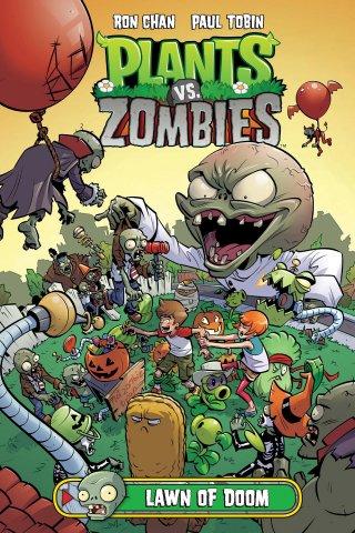 Plants vs. Zombies Vol.08 - Lawn of Doom HC