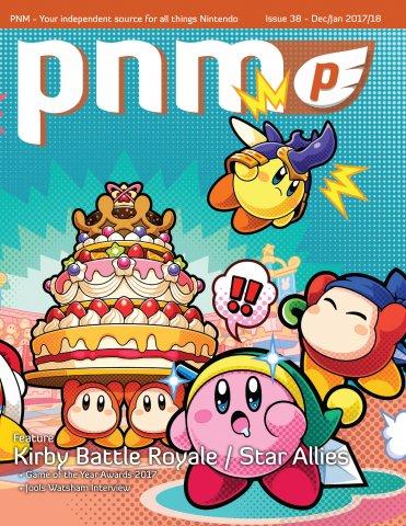 Pure Nintendo Magazine Issue 38 December/January 2018
