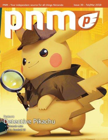 Pure Nintendo Magazine Issue 39 February/March 2018