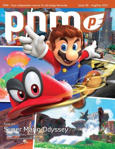 Pure Nintendo Magazine Issue 36 August/September 2017