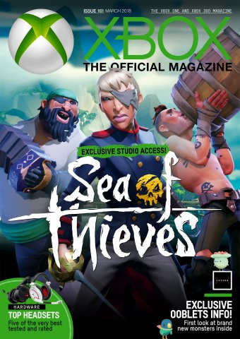 XBOX The Official Magazine Issue 161 (March 2018)