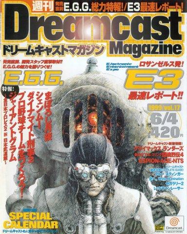 Dreamcast Magazine 025 (June 4, 1999)