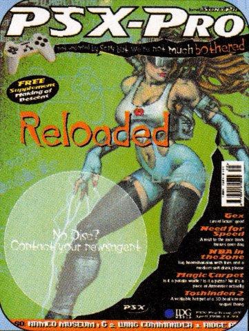 PSX-Pro Issue 05 (April 1996)