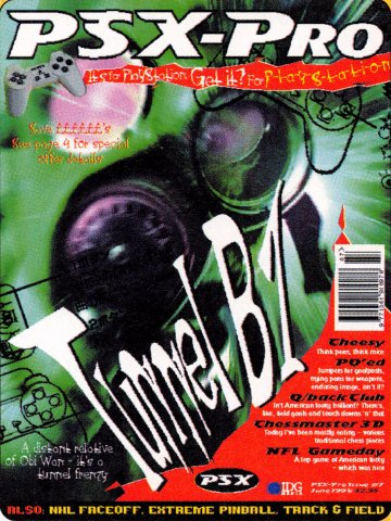 PSX-Pro Issue 07 (June 1996)