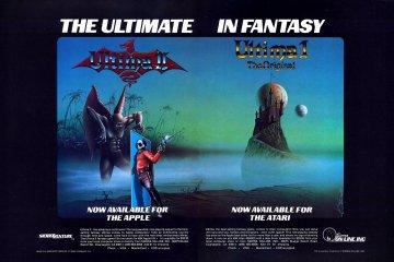 Ultima I & II