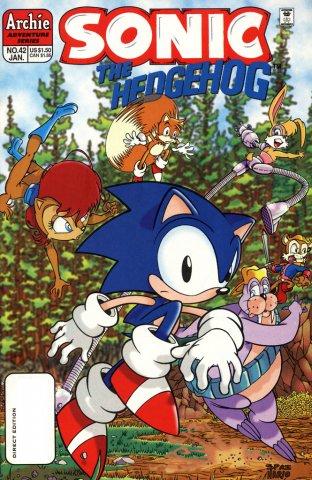 Sonic the Hedgehog 042 (January 1997)