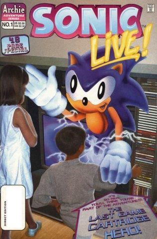Sonic Live! (February 1997)