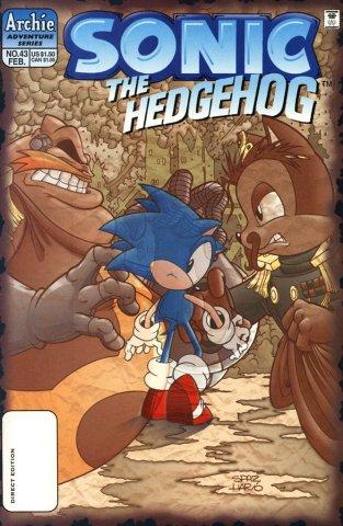 Sonic the Hedgehog 043 (February 1997)