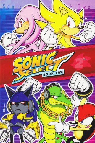 Sonic Select Book 02