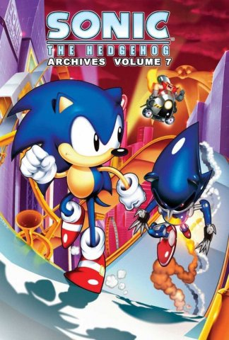 Sonic the Hedgehog Archives Volume 07