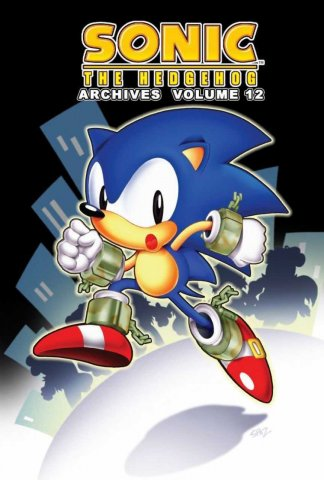 Sonic the Hedgehog Archives Volume 12