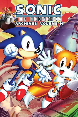 Sonic the Hedgehog Archives Volume 14