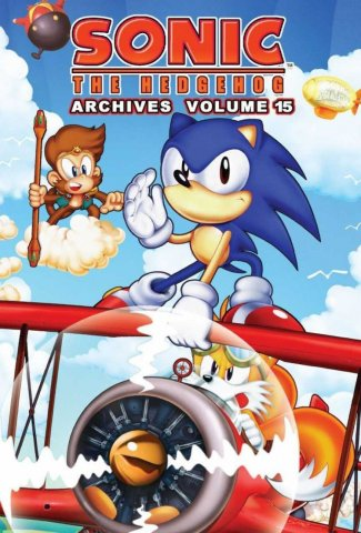 Sonic the Hedgehog Archives Volume 15