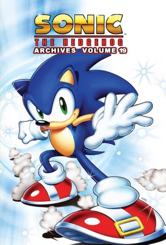 Sonic the Hedgehog Archives Volume 19