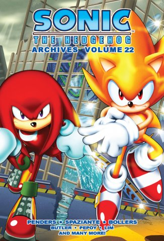 Sonic the Hedgehog Archives Volume 22