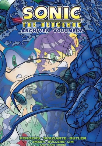 Sonic the Hedgehog Archives Volume 26 (unreleased)