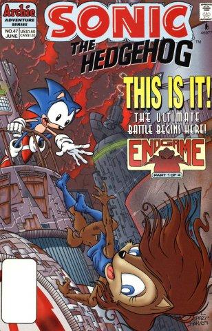 Sonic the Hedgehog 047 (June 1997)