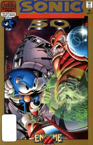 Sonic the Hedgehog 050 (September 1997)