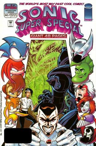 Sonic Super Special 07 (December 1998)