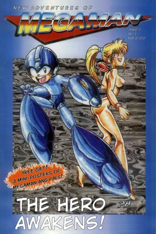 New Adventures of Mega Man Issue 01 (1996)