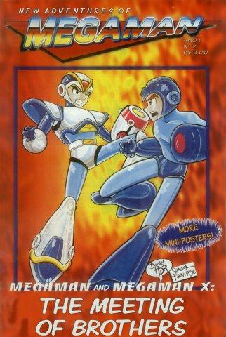 New Adventures of Mega Man Issue 02 (1996)
