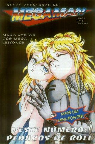 New Adventures of Mega Man Issue 04 (1996)