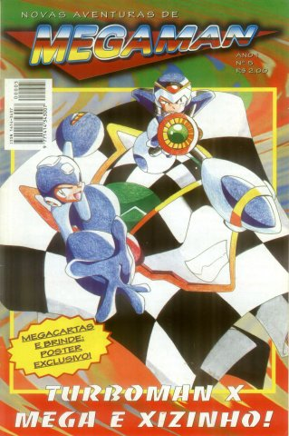 New Adventures of Mega Man Issue 05 (1996)