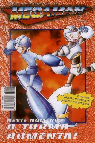 New Adventures of Mega Man Issue 07 (1996)