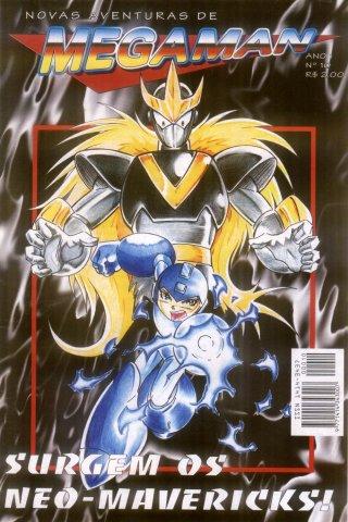 New Adventures of Mega Man Issue 10 (1997)