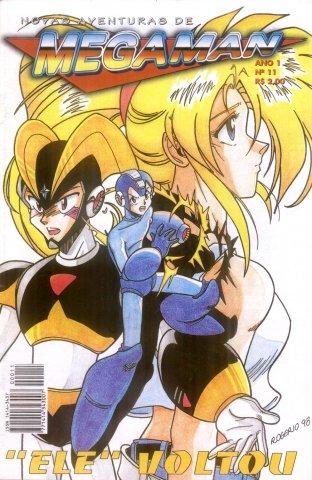 New Adventures of Mega Man Issue 11 (1997)